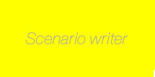 Scenario Writter